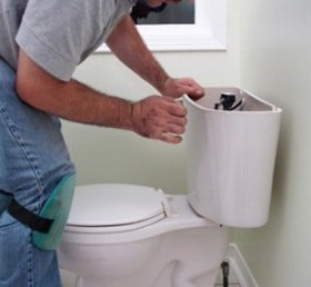 Toilet Repairs The Slopes